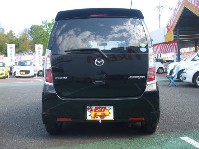 マツダAZ-ワゴン660 カスタムスタイル XSの詳細写真