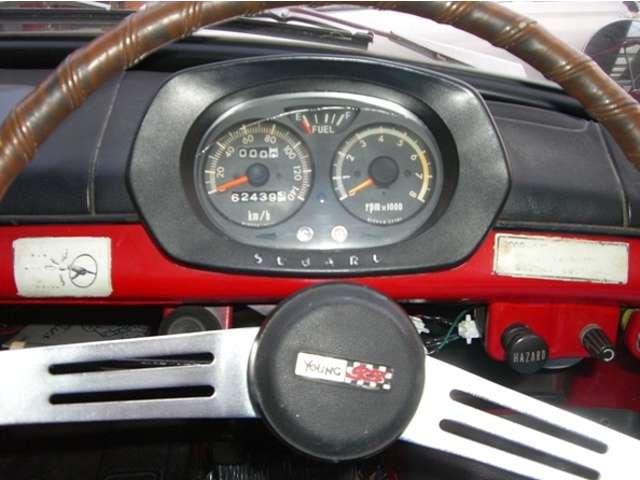 スバル 360 ヤングSSデラックスエンジン 中古車在庫画像6