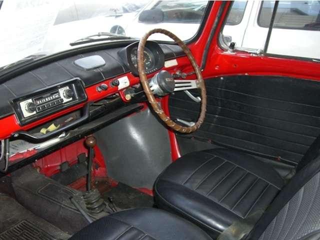 スバル 360 ヤングSSデラックスエンジン 中古車在庫画像8