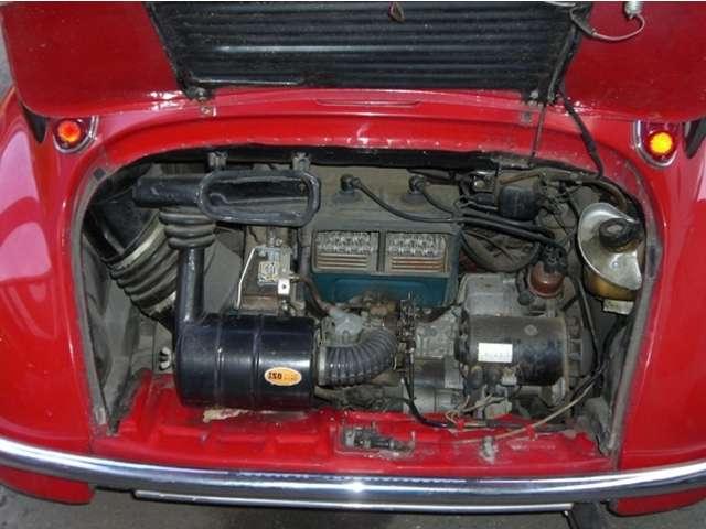 スバル 360 ヤングSSデラックスエンジン 中古車在庫画像10