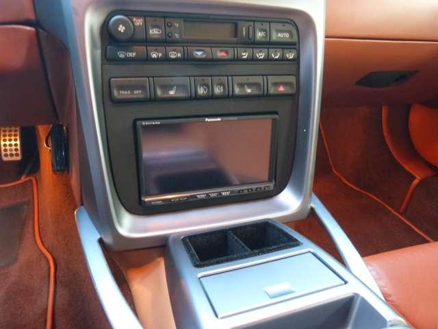 アストンマーティン V12ヴァンキッシュ 5.9 Sリップスポイラーディーラー車DTVナビ記録