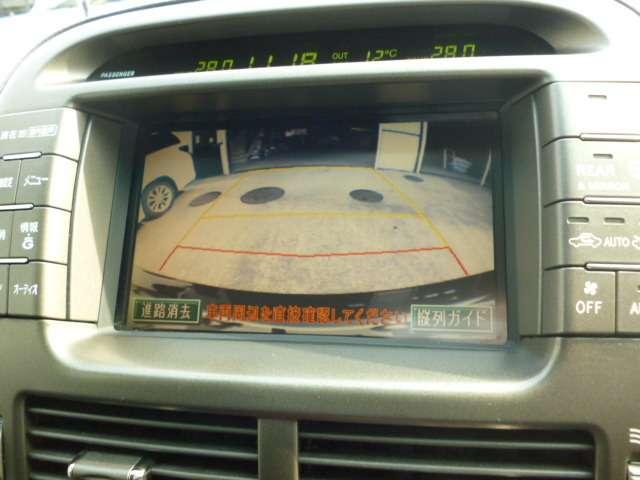 トヨタセルシオ4.3 A仕様の詳細写真