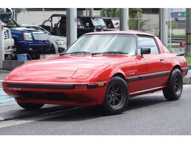 マツダ サバンナRX-7 GTターボ