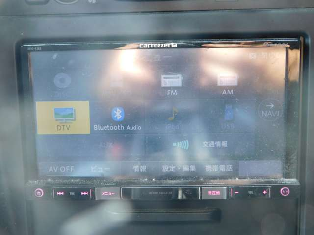 ★Bluetooth接続で音楽なども車内で楽しめます!