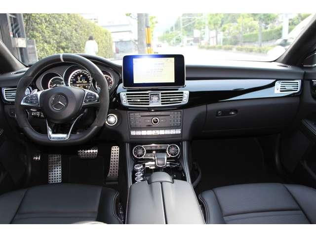 AMGCLSクラスCLS63 S 4マチック 4WDセーフティPKG 360度カメラ広島県の詳細画像その6