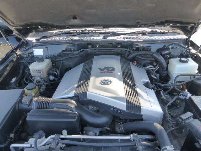トヨタ ランドクルーザーシグナス 4.7 4WD 中古車在庫画像6