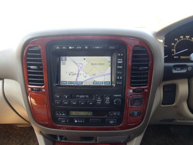 トヨタ ランドクルーザーシグナス 4.7 4WD 中古車在庫画像7