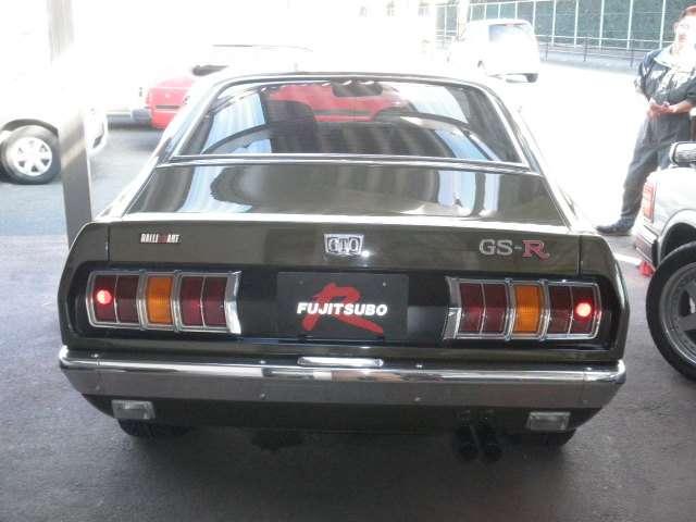 三菱 ギャランGTO GSR 中古車在庫画像5