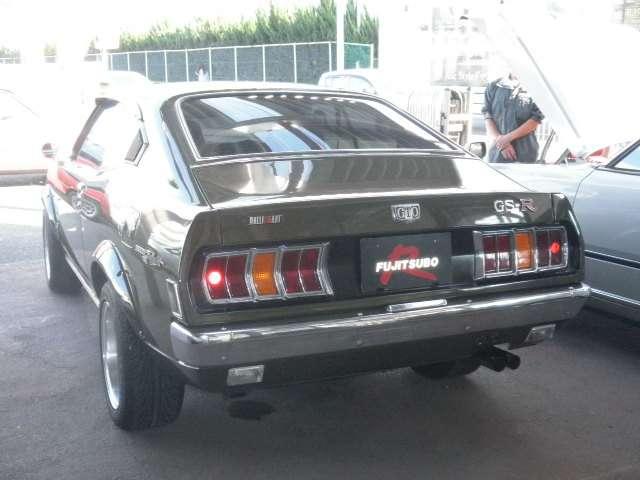 三菱 ギャランGTO GSR 中古車在庫画像6