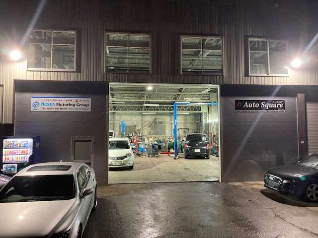 Nexus Motoring Group小樽塩谷ファクトリーオープン致しました!敷地内には認証工場も完備しております。車検、整備等もお気軽にご相談下さい!
