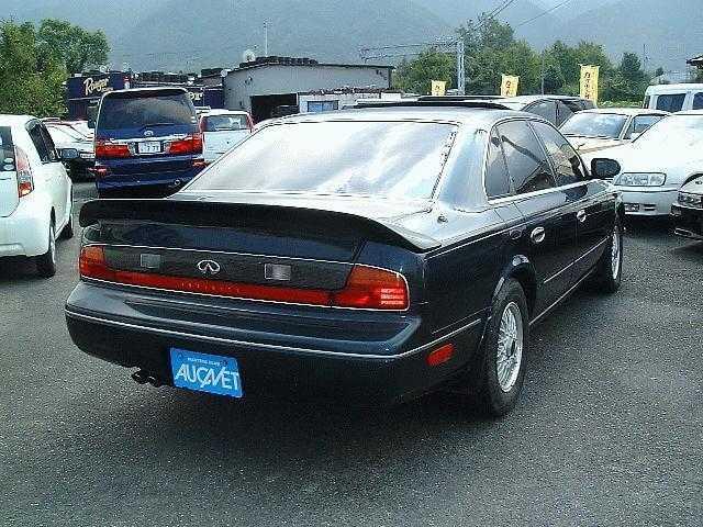 日産インフィニティQ454.5 タイプV 油圧アクティブサスペンション装着車愛媛県の詳細画像その2