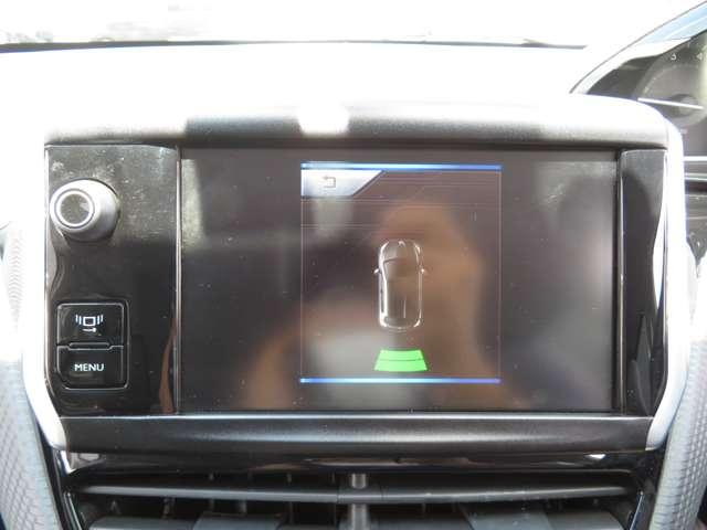 駐車時も安心☆障害物を察知できるコーナーセンサー!