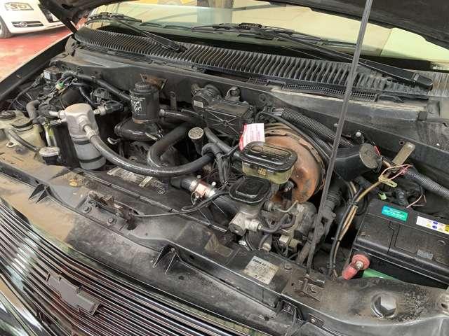 4300cc!V6エンジン!