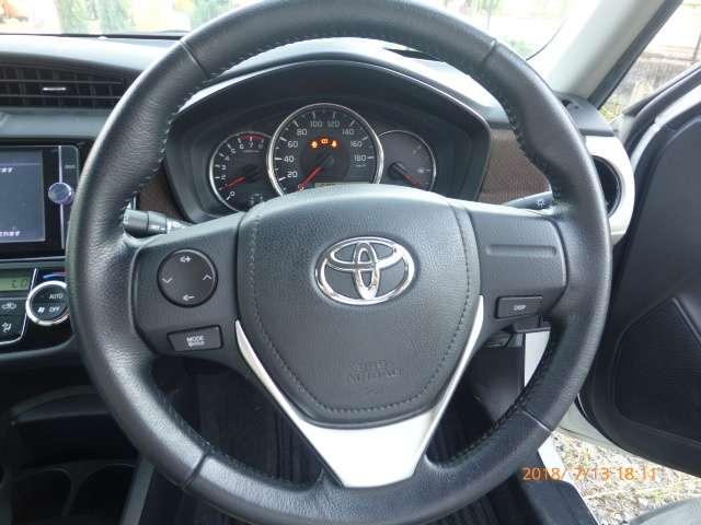 トヨタ カローラアクシオ 1.5 G 中古車在庫画像17