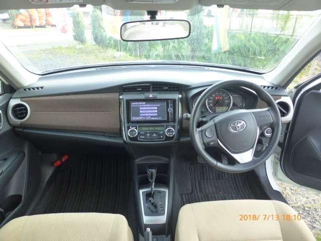 トヨタ カローラアクシオ 1.5 G 中古車在庫画像3