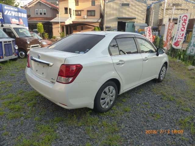 トヨタ カローラアクシオ 1.5 G 中古車在庫画像6