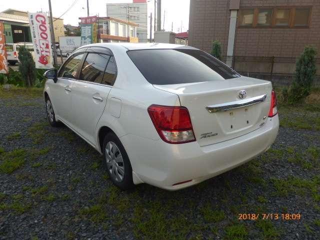 トヨタ カローラアクシオ 1.5 G 中古車在庫画像7
