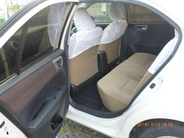 トヨタ カローラアクシオ 1.5 G 中古車在庫画像10