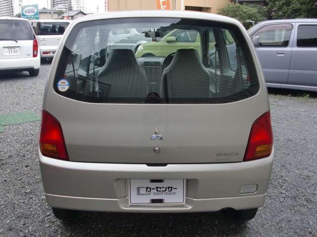 三菱ミニカ660 Ceの詳細写真
