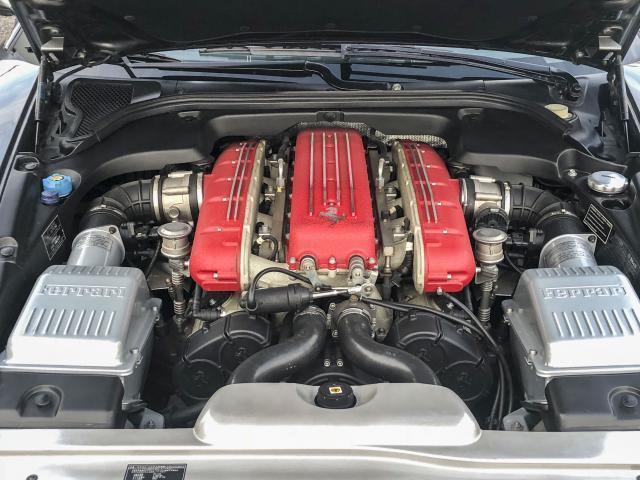 540PSのV12エンジン!