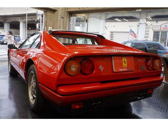 フェラーリ 328GTB 328GTB 中古車在庫画像4
