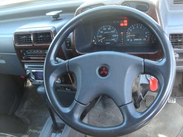 三菱ブラボー660 GT ハイルーフDOHC20V後期Tベル済ETC純アルミ車検走行群馬県の詳細画像その6