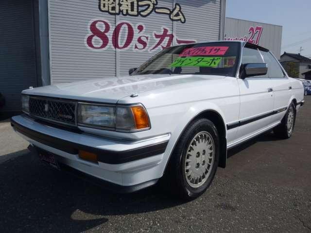 トヨタチェイサー2000 GTツインターボ走行57000km山形県の詳細画像その3