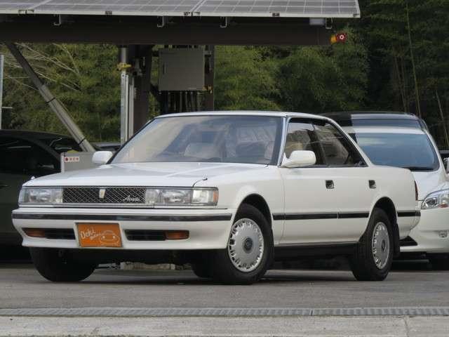 トヨタチェイサー2.0 アバンテフルノーマル・ビニール付白広島県の詳細画像その15