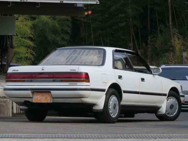 トヨタチェイサー2.0 アバンテフルノーマル・ビニール付白広島県の詳細画像その16