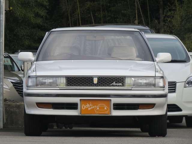 トヨタチェイサー2.0 アバンテフルノーマル・ビニール付白広島県の詳細画像その2