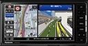 4チューナー&4アンテナ 地上デジタルチューナー/Bluetooth内蔵 DVD/USB/SDAV ナビゲーションシステム