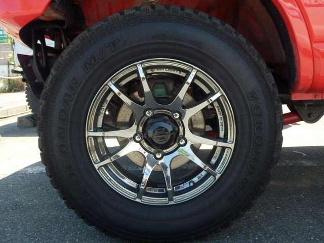 スズキ ジムニー 660 XG 4WD 中古車在庫画像11