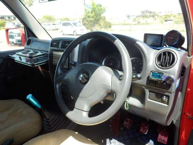 スズキ ジムニー 660 XG 4WD 中古車在庫画像12
