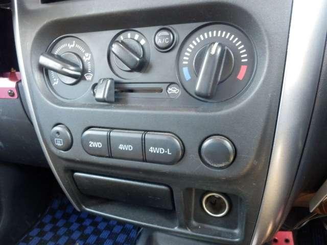 スズキ ジムニー 660 XG 4WD 中古車在庫画像17