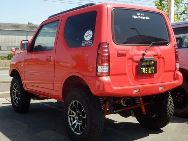 スズキ ジムニー 660 XG 4WD 中古車在庫画像5