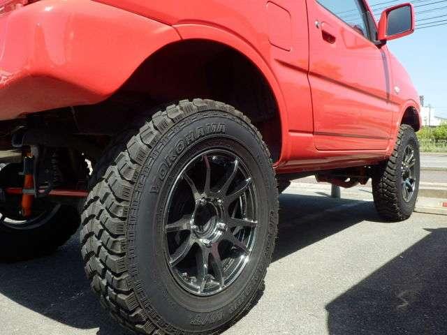 スズキ ジムニー 660 XG 4WD 中古車在庫画像6
