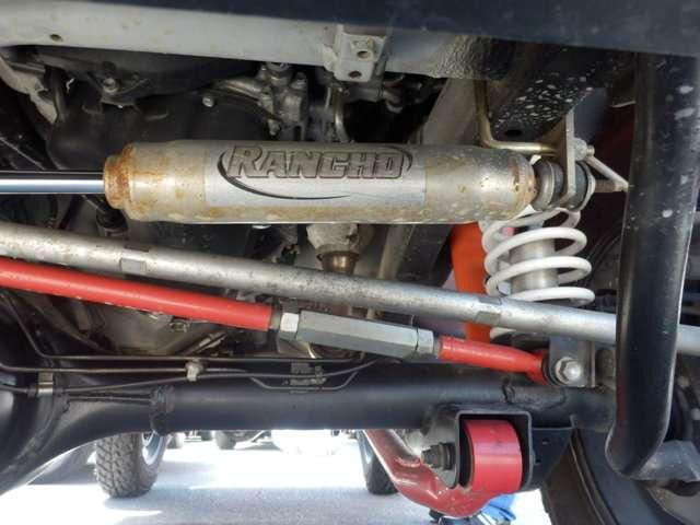 スズキ ジムニー 660 XG 4WD 中古車在庫画像9