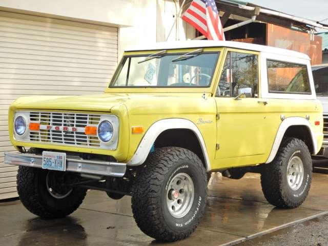 フォード ブロンコ 新型