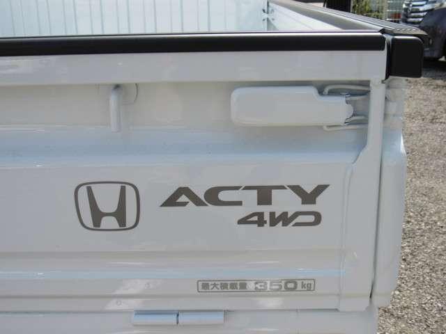 ホンダ アクティトラック 660 SDX 4WD 中古車在庫画像11