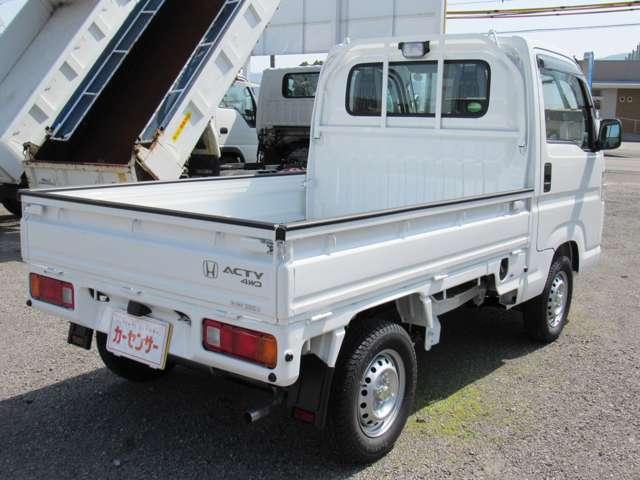 ホンダ アクティトラック 660 SDX 4WD 中古車在庫画像9