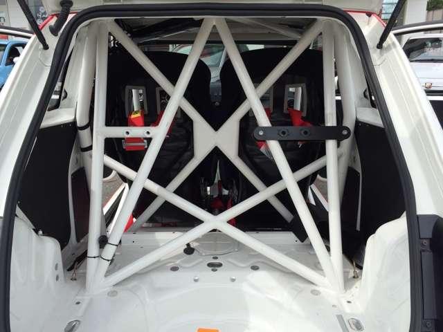 本国アバルト ワンメークレース車輌 アセットコルセ!国内レース使用2回 実走行800km