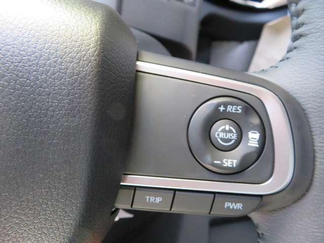 ☆遠出もらくらくクルーズコントロール付き☆ レバースイッチ操作で、高速道路などでアクセル踏まずの運転が実現、一定の速度で走行、ブレーキを踏むと解除し普通走行簡単操作で安心快適ドライブをお楽しみください