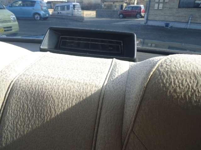 トヨタクラウンセダン2.0スーパーデラックス3MT ベンチS 6人乗り愛知県の詳細画像その11
