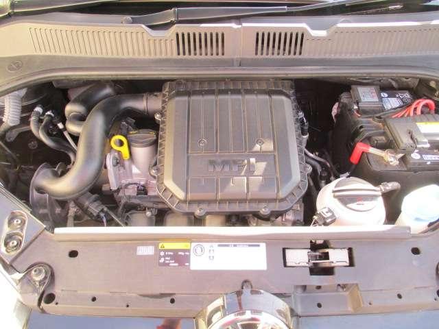 ☆直列3気筒DOHC12バルブCHYエンジン 75PS(カタログ値)☆