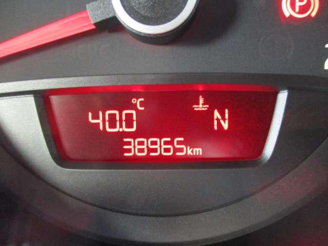 ☆ワンオーナー実走行  低燃費 JC08モード燃費25.9km/L