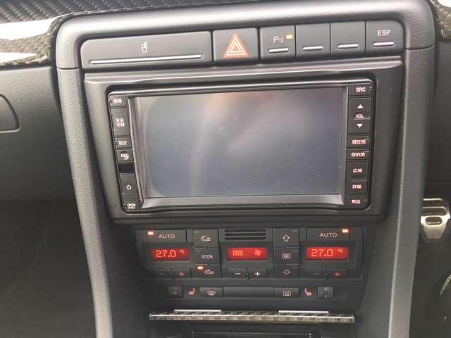 アウディRS44.2 4WD6MT 純正ナビ 禁煙車茨城県の詳細画像その16