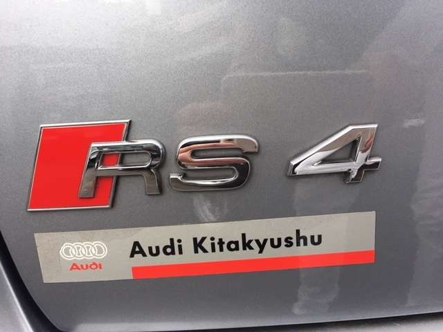 アウディRS44.2 4WD6MT 純正ナビ 禁煙車茨城県の詳細画像その10
