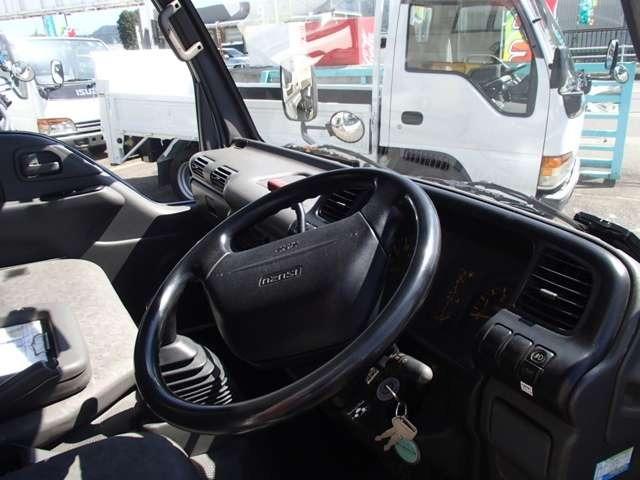 いすゞ エルフ 高所作業車 中古車在庫画像2