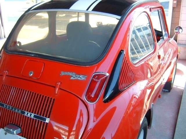 スバル 360 ヤングSSデラックスエンジン 中古車在庫画像20