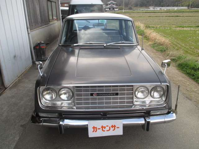 トヨタコロナデラックス旧車兵庫県の詳細画像その2
